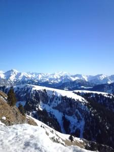 Mont Blanc Bernex
